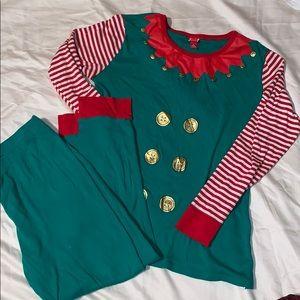 Other - Elf Christmas Pajamas